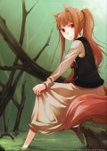 horo-a-rest-in-the-forest-ver-by-global-illustration