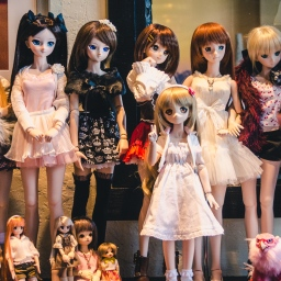 Toronto Doll Meet 16.6: Marché