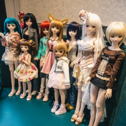 Toronto Doll Meet 19.7: Too Much Dessert